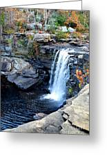 Little River Falls Greeting Card