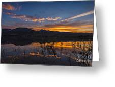 Little Washoe Summer Reflections Greeting Card