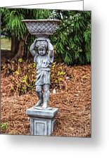 Little Water Carrier Greeting Card