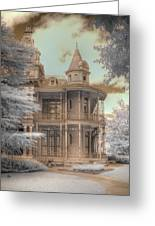 Littlefield Mansion Greeting Card