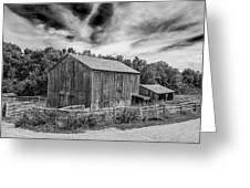 Livery Barn 17834 Greeting Card