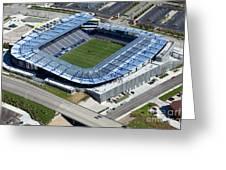Livestrong Sporting Park Kansas City Kansas Greeting Card