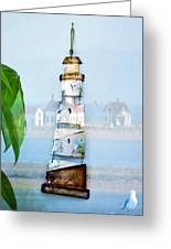 Living By The Sea - Pacific Ocean Greeting Card