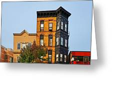 Living In Chicago Lincoln Park Greeting Card