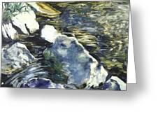 Living Water 3 Greeting Card