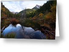 Lizard Lake Greeting Card