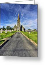 Llandinorwig Church Greeting Card