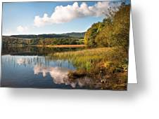 Loch Achray. Trossachs. Scotland Greeting Card