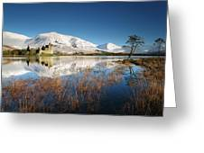 Loch Awe Greeting Card