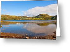 Loch Craignish Argyll Scotland Greeting Card