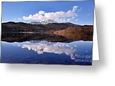 Loch Lomond Greeting Card by Aditya Misra