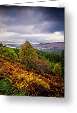 Loch Loyne Greeting Card
