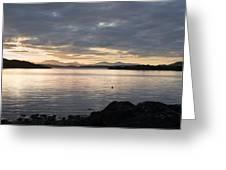 Loch Melfort Greeting Card