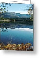 Loch Morlich - Autumn Greeting Card