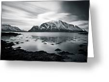 Lofoten Beauty Greeting Card