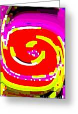 Lol Happy Iphone Case Covers For Your Cell And Mobile Devices Carole Spandau Designs Cbs Art 148 Greeting Card by Carole Spandau