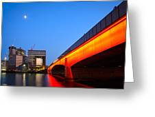 London Bridge. Greeting Card