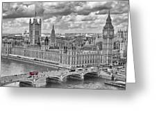 London Westminster Greeting Card
