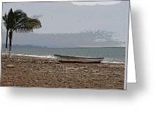 Lone Panga Greeting Card