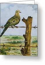 Lonesome Dove Greeting Card