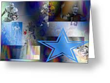 Lonestar Legends Greeting Card