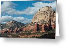 Long Canyon Greeting Card