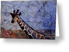 Long-neck Bottled Greeting Card