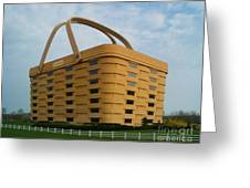 Longaberger Basket Company Nf Greeting Card