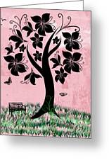 Longing For Spring Greeting Card
