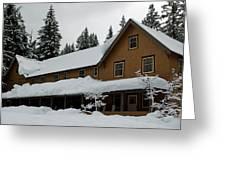 Longmire Inn   Winter 2013 Greeting Card