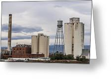 Longmont Sugar Mill Greeting Card