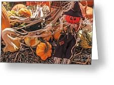 Look Of Fall Greeting Card