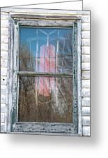 Look Through My Window II Greeting Card