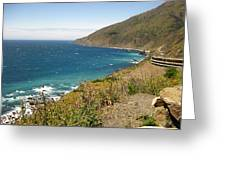 Looking Back At Pch Greeting Card