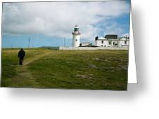 Loophead Lighthouse IIi Greeting Card