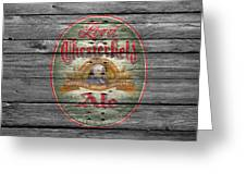 Lord Chesterfield Ale Greeting Card