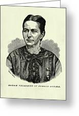 Loreta Janeta Velazquez (1842-1897) Greeting Card