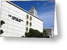 Los Angeles County Law Library Greeting Card