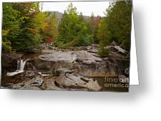 Lost Falls Greeting Card