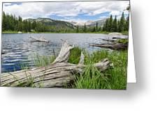 Lost Lake Colorado II Greeting Card