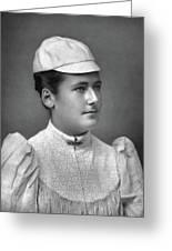 Lottie Dod (1871-1960) Greeting Card