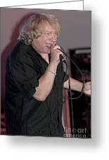 Lou Gramm Greeting Card