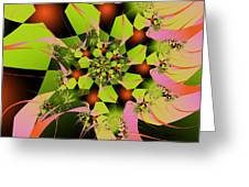 Loud Bouquet Greeting Card