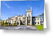 Lough Eske Castle - Ireland Greeting Card