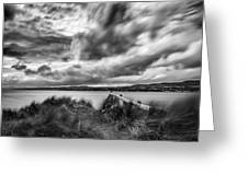 Lough Foyle View Greeting Card