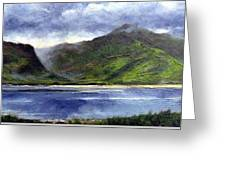 Loughros Bay Ireland Greeting Card
