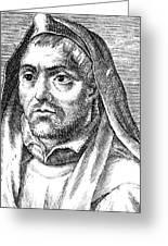 Louis De Blois (1506-1566) Greeting Card