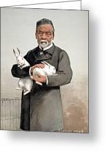 Louis Pasteur Greeting Card