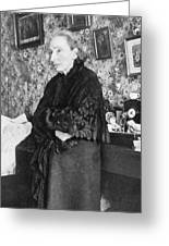 Louise Michel (1830-1905) Greeting Card