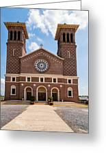 Louisiana Church Greeting Card